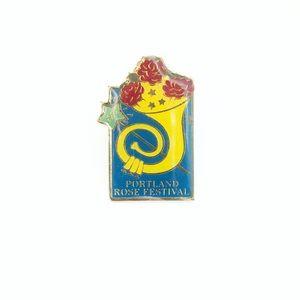 '92 Portland Rose Festival Pin